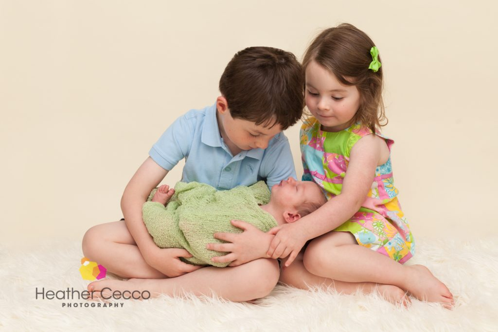 Malvern family photographer newborn